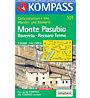 Kompass Carta N° 101 1:50.000, 1:50.000