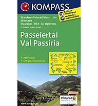 Kompass Karte Nr. 044 Passeiertal, 1:25.000