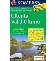 Kompass Carta Nr. 052 Val d'Ultimo, 1:25.000