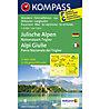 Kompass Karte Nr. 064 Julische Alpen - Alpi Giulie, 1: 25.000