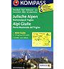 Kompass Carta N° 064 Alpi Giulie - Julische Alpen, 1: 25.000