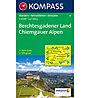 Kompass Karte Nr.14 Berchtesgadener Land, Königssee, Nationalpark Berchtesgaden 1:25.000, 1:50.000