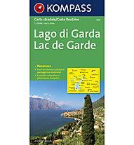 Kompass Karte Nr. 360 1:125.000, 1:125.000
