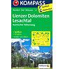 Kompass Karte Nr. 47 Lienzer Dolomiten - Lesachtal, 1: 50.000
