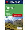Kompass Karte Nr. 5630 Ötztal, Pitztal 50 Touren, Nr. 5630