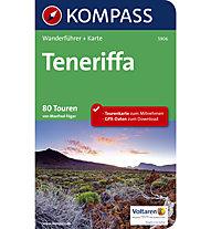 Kompass Karte Nr. 5906 Teneriffa 80 Touren, Nr. 5906