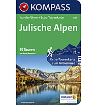 Kompass Carta Nr. 5966 Julische Alpen - 55 tour, Nr. 5966