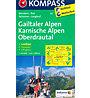 Kompass Karte Nr. 60 Gailtaler Alpen Karnische Alpen, 1: 50.000