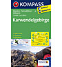 Kompass Karte Nr. 26 Karwendelgebirge 1: 50.000, 1: 50.000
