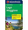 Kompass Karte N.5936: Lago Maggiore 1:35.000, 1:35.000