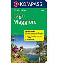 Kompass Carta N.5936: Lago Maggiore 1:35.000, 1:35.000