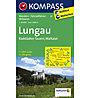 Kompass Karte Nr.67: Lungau, Radstädter Tauern, Maltatal 1:40.000, 1:40.000