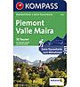Kompass Karte N.5756: Piemont Valle Maira, Kom 5756