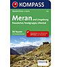 Kompass Karte Nr. 5701 Meran und Umgebung 50 Touren, Nr. 5701