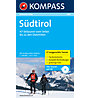Kompass Atlante scialpinismo Alto Adige - Guide per scialpinismo, Deutsch