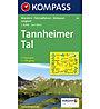 Kompass Carta N.04: Tannheimer Tal - 1:35.000, 1:35.000