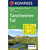 Kompass Karte N.04: Tannheimer Tal 1:35.000, 1:35.000