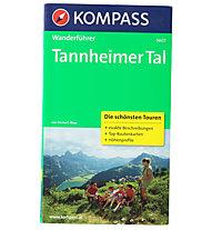 Kompass Tannheimer Tal - Wanderführer, Deutsch