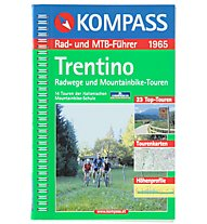 Kompass MTB guida Trentino - Guide Mountainbike, Deutsch