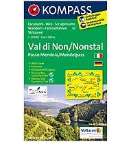 Kompass Carta N.95: Val di Non 1:50.000, 1:50.000