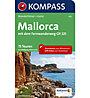 Kompass Carta Nr. 5911 Mallorca mit Fernwanderweg - 75 tour, Nr. 5911