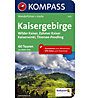Kompass Carta Nr. 5625 Kaisergebirge, N.5625