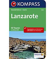 Kompass Karte Nr. 5905 Lanzarote - 50 Touren, Nr. 5905