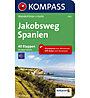 Kompass Carta Nr. 5913 Jakobsweg, Spagna - 40 tappe, Nr. 5913