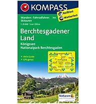 Kompass Karte Nr. 794 Berchtesgadener Land 1:25.000, 1:25.000