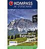 Kompass Carta Nr. 5801 Bayerische Alpen 70 tour, Nr. 5801