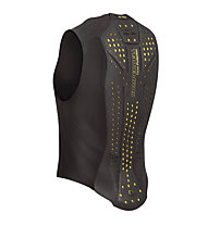 Komperdell AirVest - Protektoren, Black/Yellow