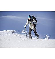 Komperdell Carbon Explorer Pro - bastoncini scialpinismo, Black/Orange