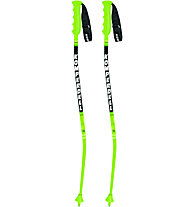 Komperdell Nationalteam Super-G Junior - Bastoncini da sci, Green/Black