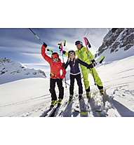 Komperdell Pink Champ Anna - bastoncini sci alpino