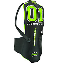 Komperdell Pro Pack Junior, Black/Green