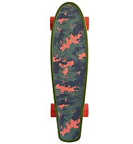"Kryptonics 22,5"" Original Torpedo Skateboard, Digit Camo"