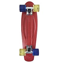"Kryptonics 22,5"" Original Torpedo Skateboard, Flag"