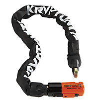 Kryptonite Evolution Series 4 Integrated Chain 1090 - Lucchetti per bici, Black
