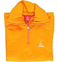 Löffler Transtex Shirt Kids, Orange