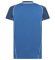 La Sportiva Advance - Trailrunning T-Shirt - Herren, Light Blue/Blue