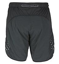 La Sportiva Aeolus pantaloncini running, Black