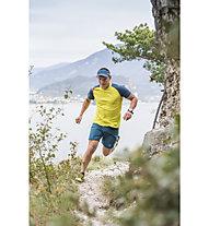 La Sportiva Aeolus - pantaloni corti running - uomo, Blue