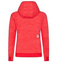 La Sportiva Aim Hoody W - Damen-Kapuzenjacke, Red