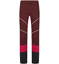 La Sportiva Aim - pantaloni sci alpinismo - donna, Red