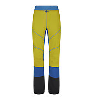 La Sportiva Aim - pantaloni sci alpinismo - donna, Yellow