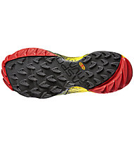 La Sportiva Akasha - Trail Running Schuhe, Black/Yellow