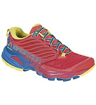 La Sportiva Akasha - Trail Running Schuhe - Damen, Red/Blue