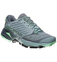 La Sportiva Akasha W - Trail Running Schuhe - Damen, Grey/Green