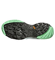 La Sportiva Akasha W - Trail Running Schuhe - Damen, Grey/Green