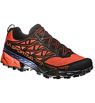La Sportiva Akyra - Trailrunningschuh - Herren, Black/Orange